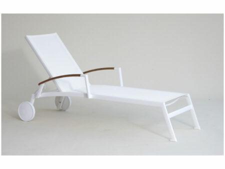 kreta sonnenliege mit r dern erhart gartenm bel. Black Bedroom Furniture Sets. Home Design Ideas