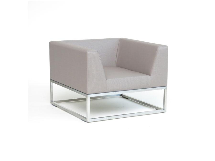 Bahama Lounge Sessel - Erhart Gartenmöbel