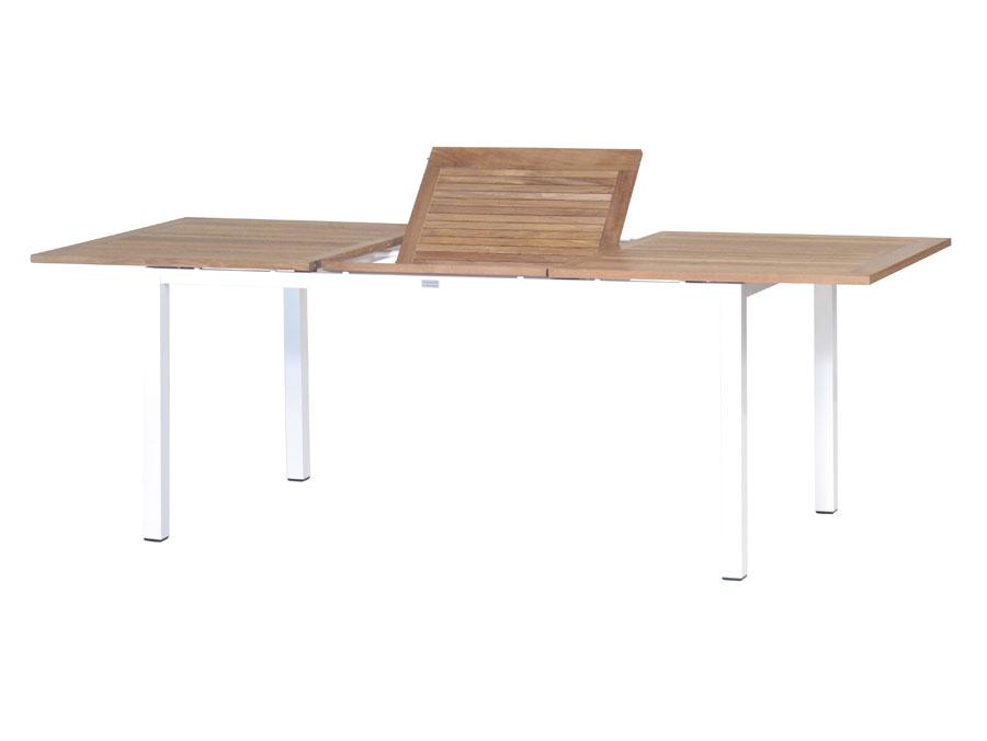 Montreal Tisch - rechteckig, ausziehbar - Erhart Gartenmöbel