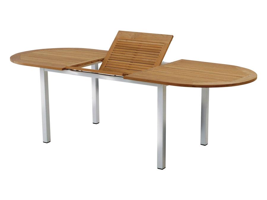 gartenm bel ausziehbarer tisch uq61 kyushucon. Black Bedroom Furniture Sets. Home Design Ideas