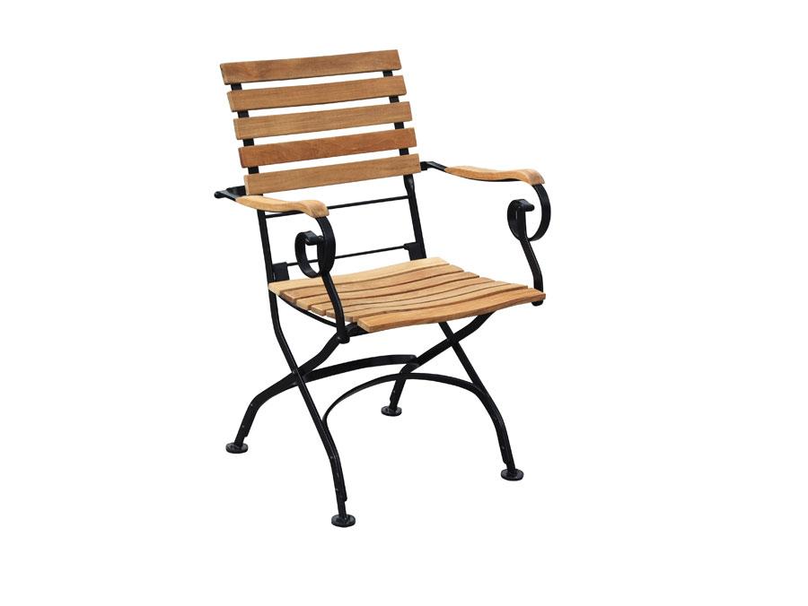 venezia klappsessel erhart gartenm bel. Black Bedroom Furniture Sets. Home Design Ideas